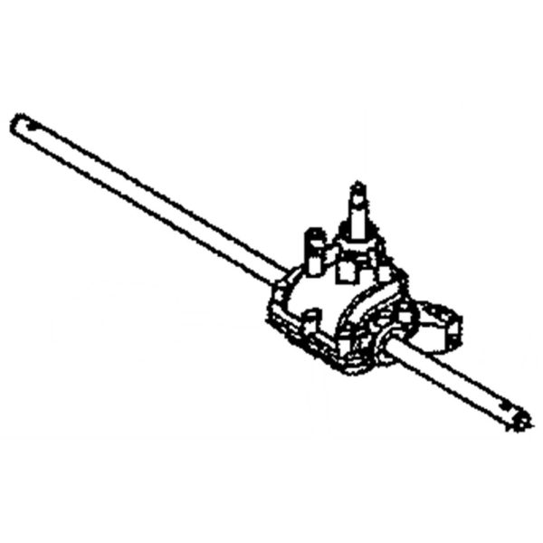 Lawn Mower Transmission Assembly 589486201