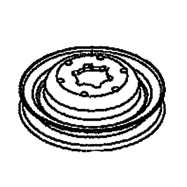 Transaxle Pulley 584286101